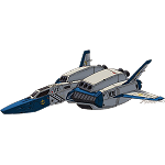FF-3F Saberfish (Versione Gundam: The Origins OAV)