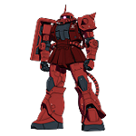 MS-06S Zaku II Char Aznable Personal Use