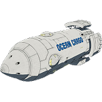 Cargo Ocean (Versione Gundam: The Origins OAV)