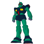 RGM-79R GM II (Nemo Colors)